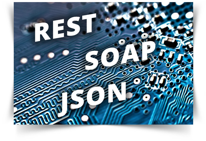 REST, SOAP, JSON, XML - Integration with IConduct made easy!
